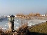 Winter am Achterwasser vom Usedom