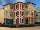 Bäderarchitektur von Ahlbeck