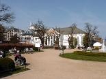 Kurplatz in Heringsdorf