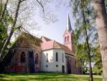 St. Michael Kirche in Krummin