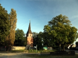 Dorfkirche in Mellenthin
