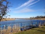 Blick von Ostklüne auf den Usedomer See