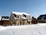 Winter an den Usedom Ferienwohnungen Tannengrund