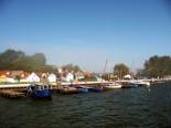 Hafen von Kamminke am Stettiner Haff - © René Henke Ferienwohnungen