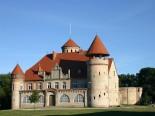Schloss Stople auf der Insel Usedom - © René Henke Ferienwohnungen