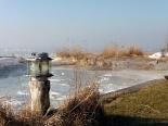 Winter am Achterwasser vom Usedom