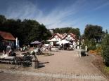 Standplatz und Promenade von Kölpinsee