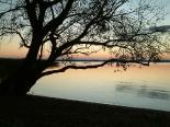 Sonnenuntergang in Warthe